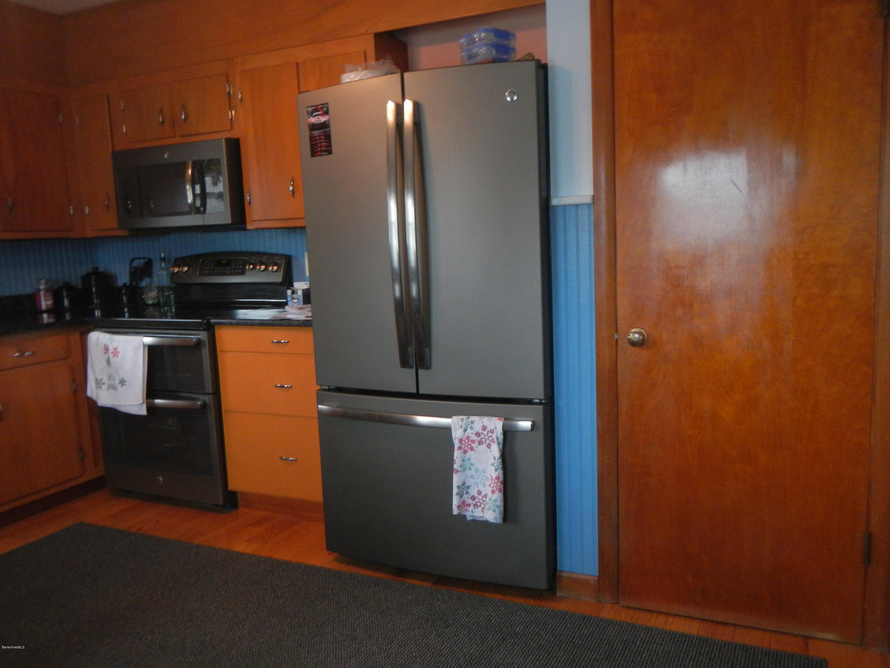 appliances included