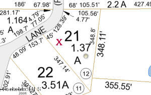 lot 21 Silver Mine Ln, West Stockbridge, MA 01266