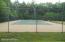 White Lily Tennis Court