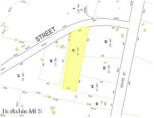 Lot 48 West Sandisfield MA 01255