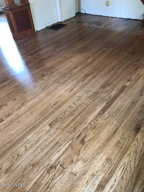 Gleaming Wood Floors
