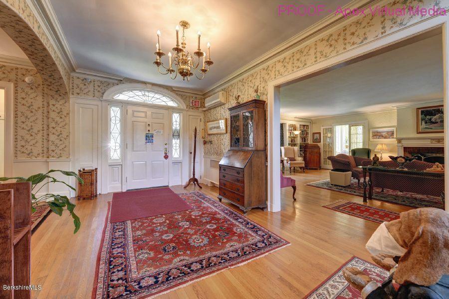 279 West Park, Lee, Massachusetts 01238, 15 Bedrooms Bedrooms, 24 Rooms Rooms,15 BathroomsBathrooms,Residential,For Sale,West Park,231727