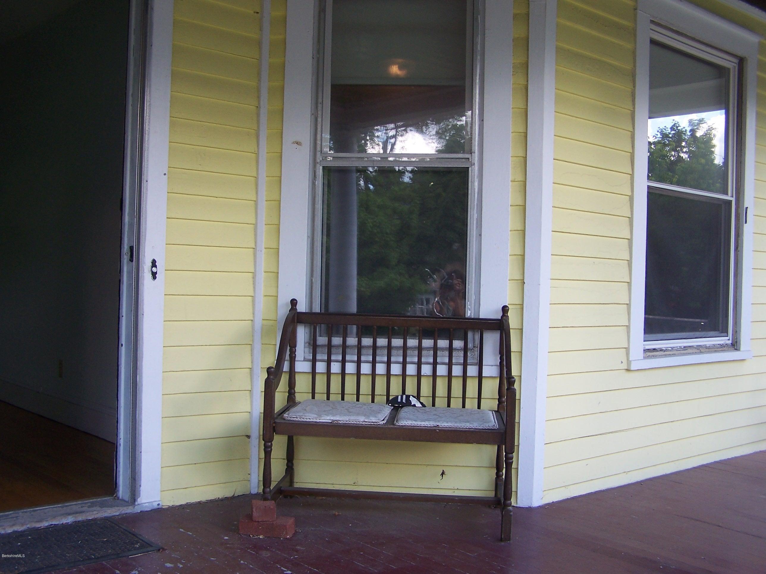 Porch Bench