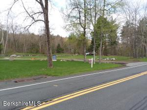 Route 8/Dimmock Road Corner Otis MA 01253