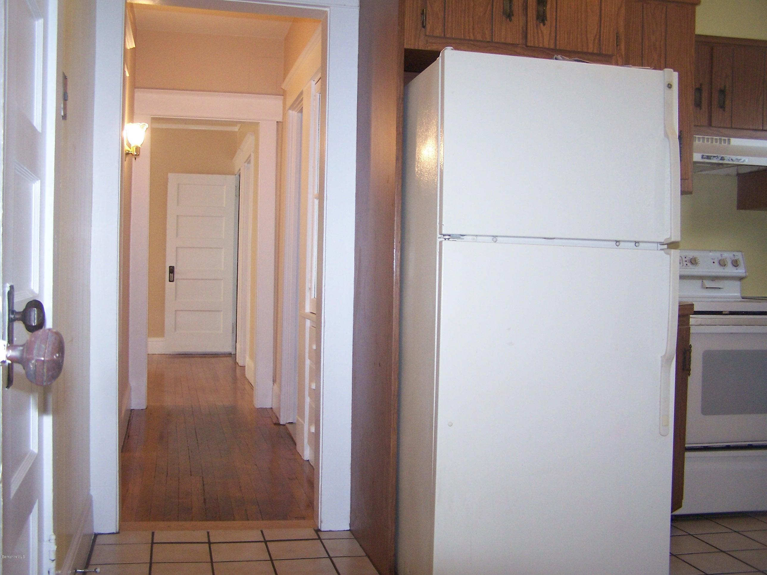 Hall from Kitchen