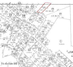 Lot 289 Antelope Lee MA 01238