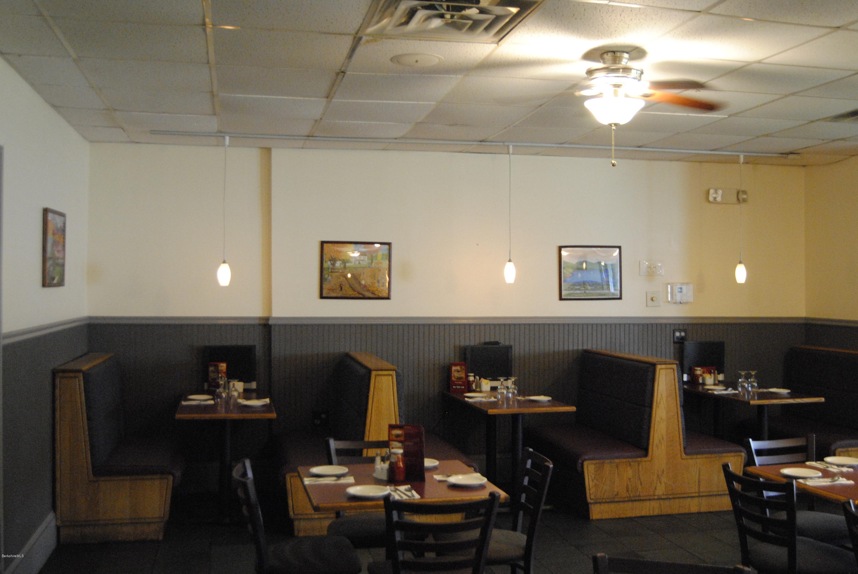 Dining Area with Booths