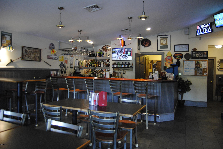 Bar, Dining Area