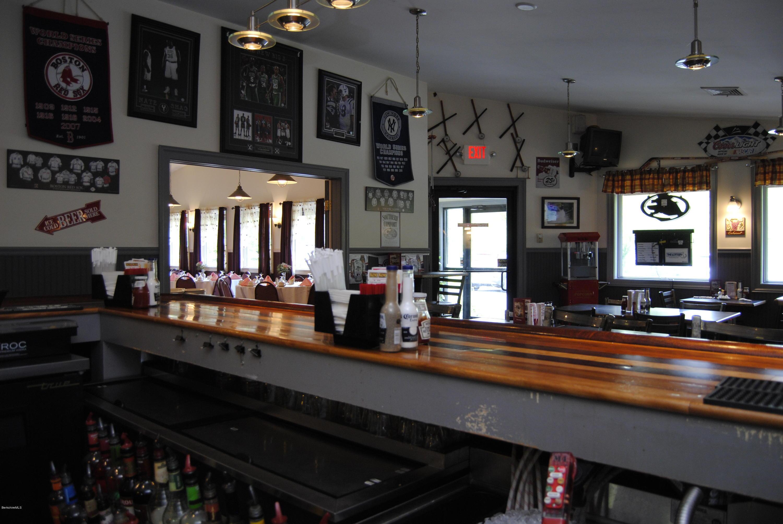 Behind Bar
