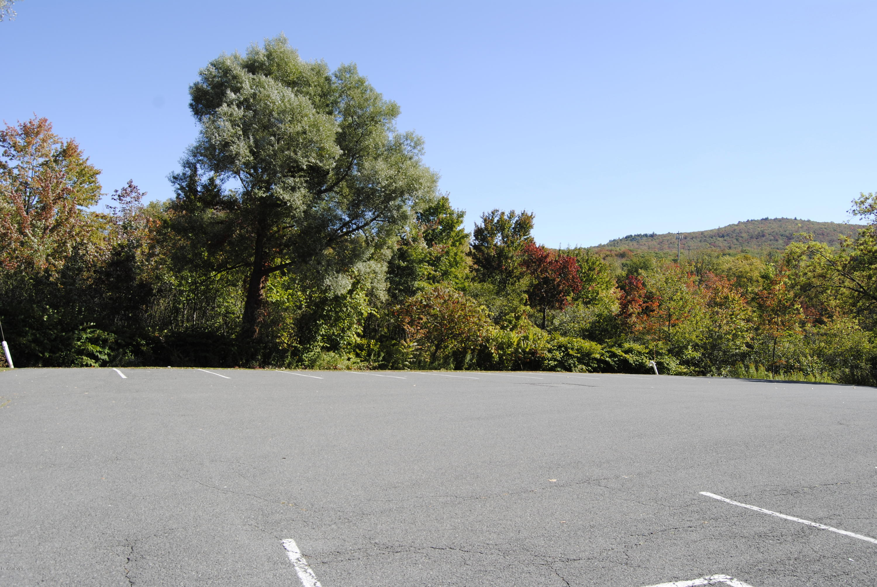 Parking Lot with Views