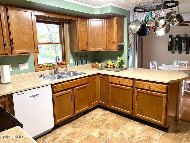 kitchen from garage