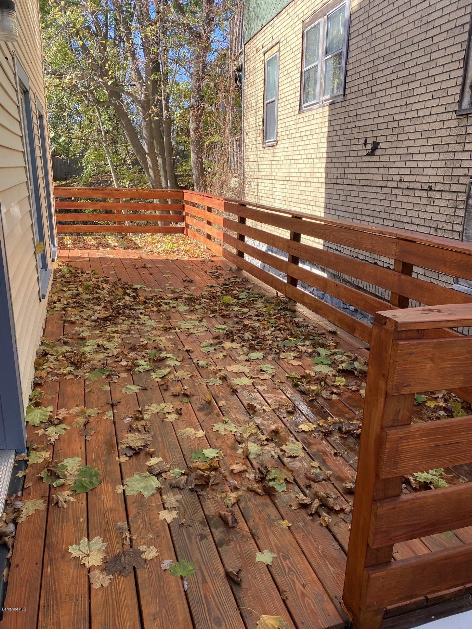 large side deck