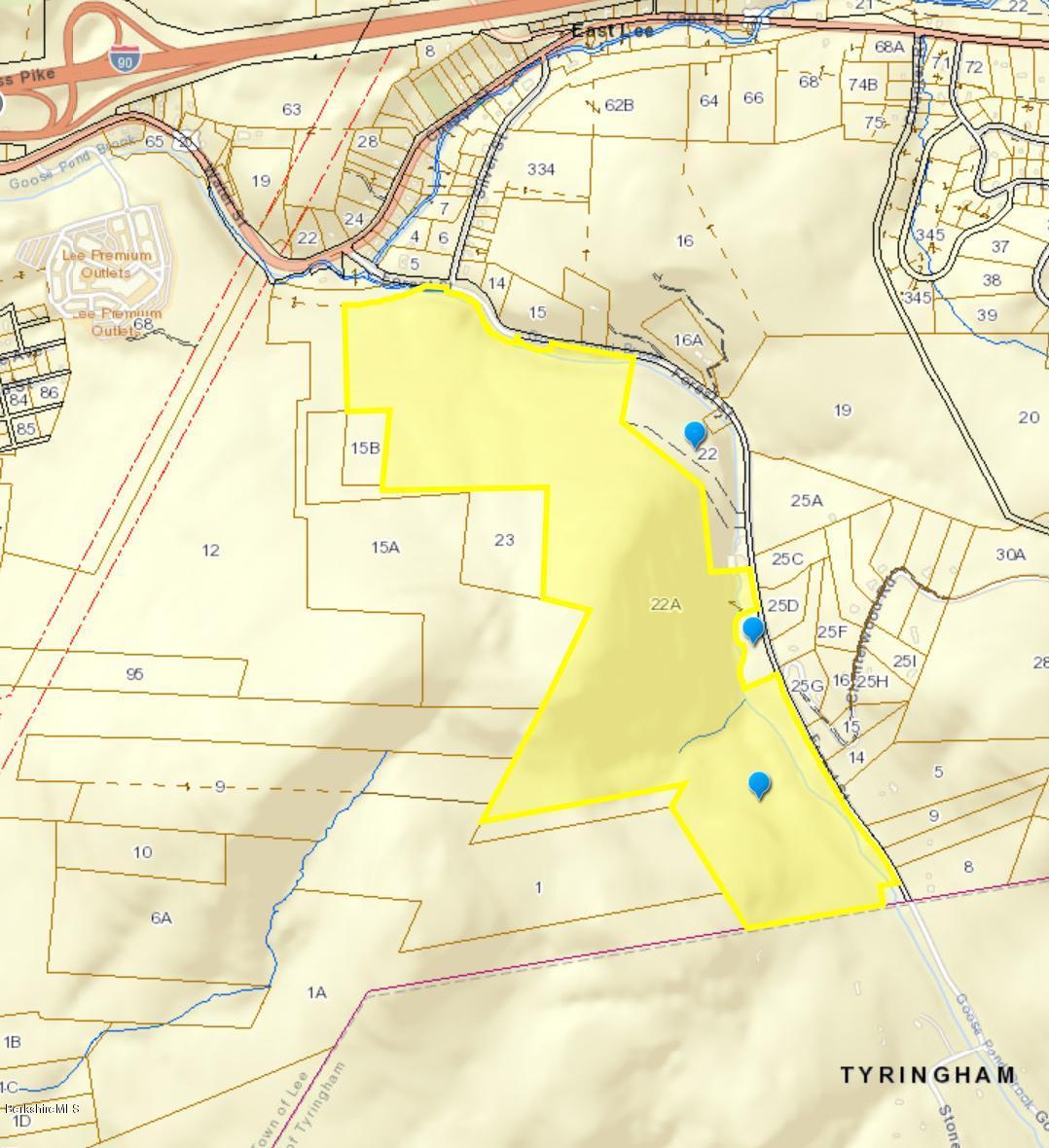 20 Forest, Lee, Massachusetts 01238, ,Land,For Sale,Forest,232983
