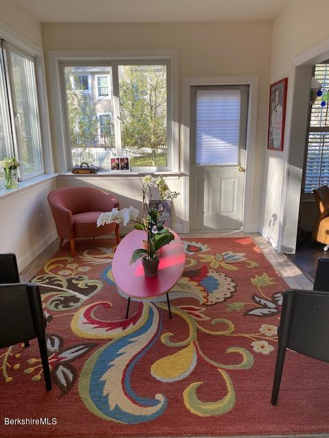 First Floor Sunroom