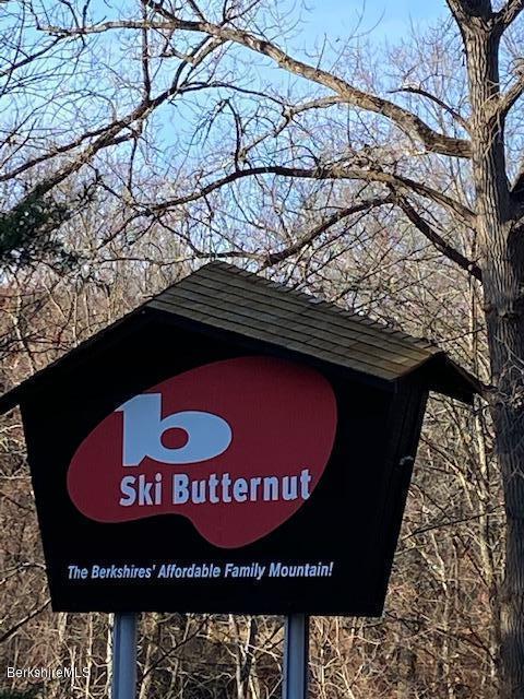 1/2 mile from Butternut Ski Resort