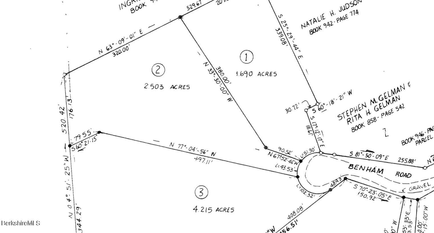 Benham, Otis, Massachusetts 01253, ,Land,For Sale,Benham,233091