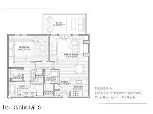 165 Kemble #2 Lenox MA 01240
