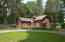 Carriage barn with three apartments