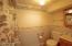 First floor bath, shower, no tub