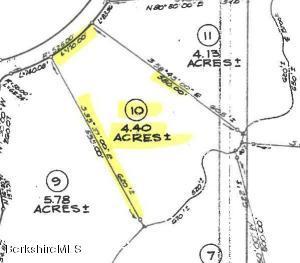 Lot # 9 Beech Tree Becket MA 01223