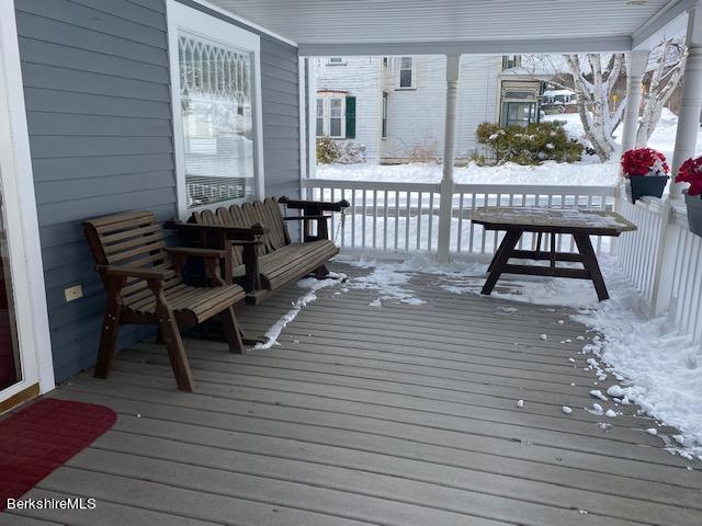 terrific front porch