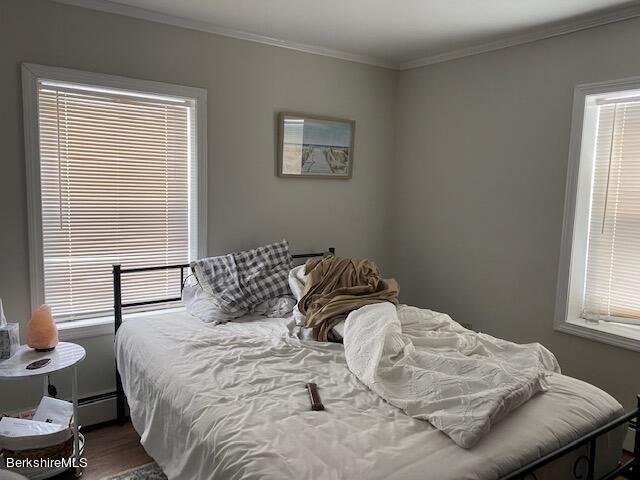 left side bedroom
