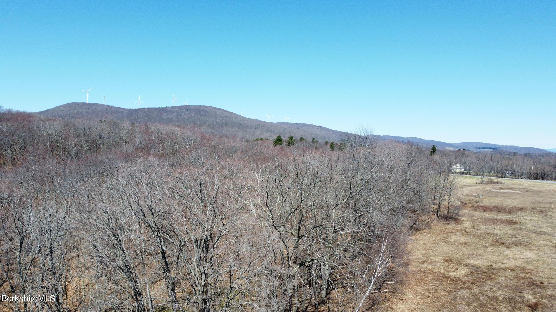 Drone Shot Mountain Views