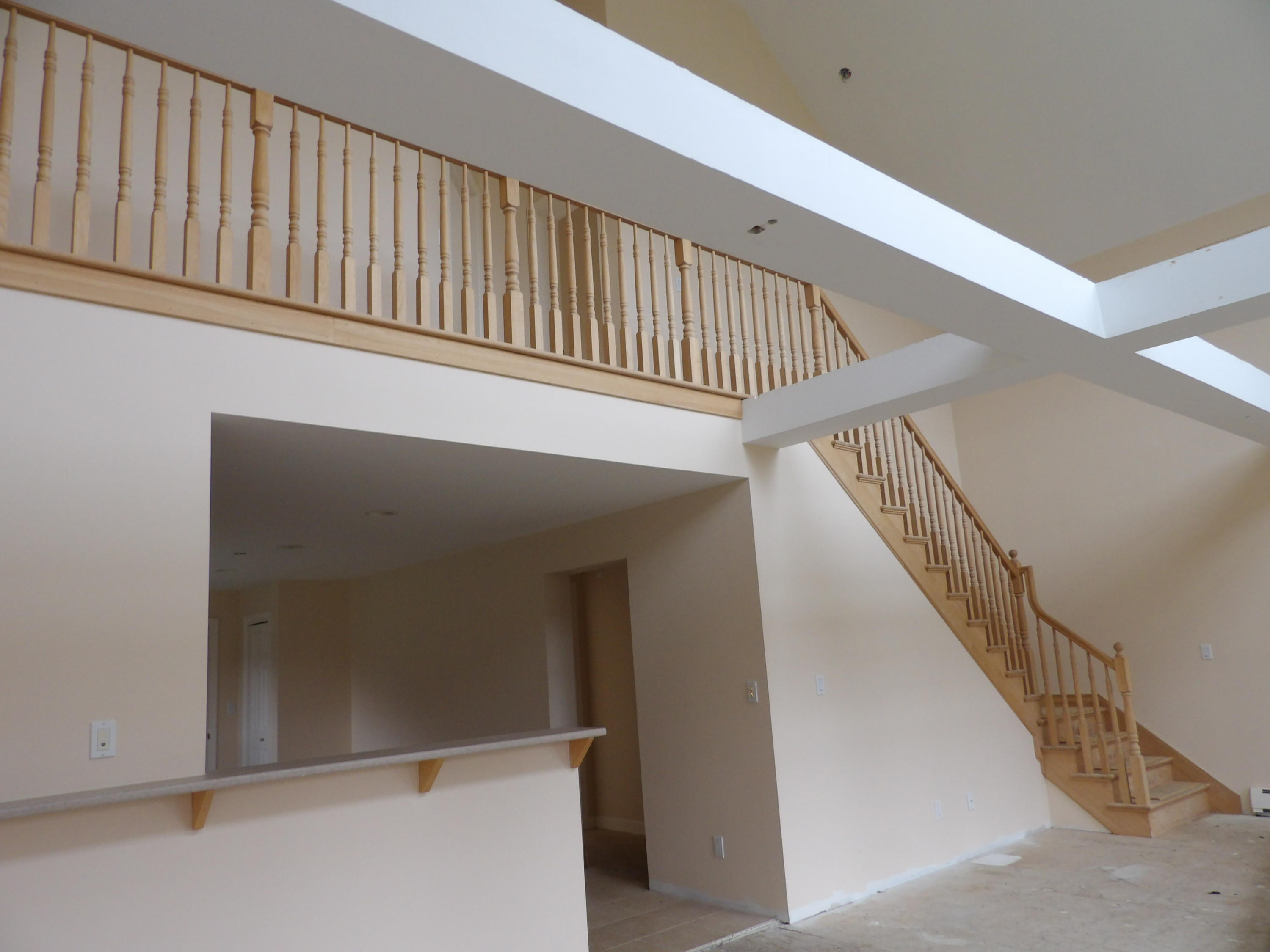 Front Livingroom Staircase