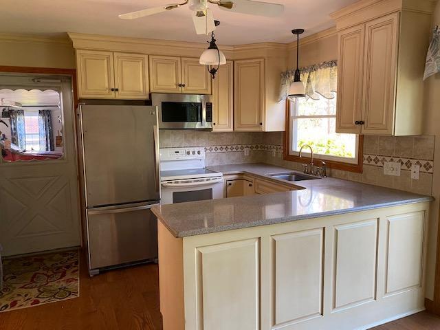 updatd kitchen
