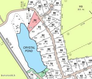 Lot 57A Mallard Becket MA 01223