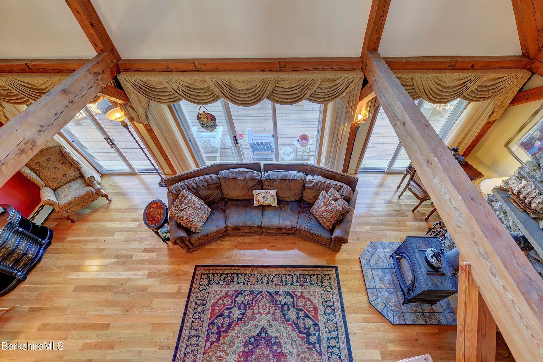 306 2nd Floor Loft View to Living Room