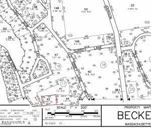 Long Bow Ln. East Becket MA 01223
