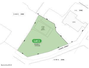 163 Fourth Street, Lot 1 Pittsfield MA 01201