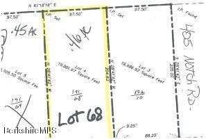 Lot 68 Notch North Adams MA 01247