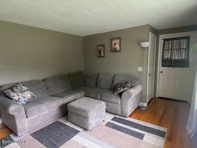 Enter Living Room from Enclosed Porch