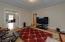 2 floor apartment living room looking towards the kitchen