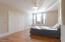 Apartment 3 - 3rd floor, rear, Bedroom