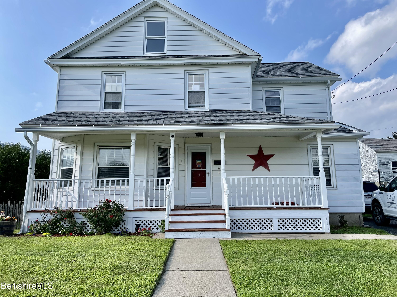 3 Grant, Adams, Massachusetts 01220, 3 Bedrooms Bedrooms, 8 Rooms Rooms,2 BathroomsBathrooms,Residential,For Sale,Grant,235219