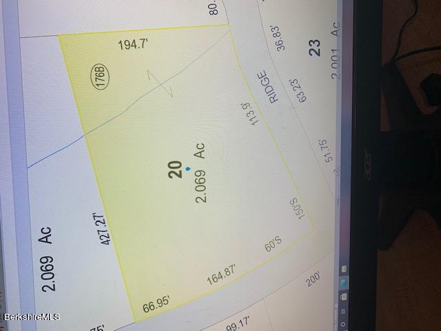 Lot 20 Gentian Hollow, Becket, Massachusetts 01223, ,Land,For Sale,Gentian Hollow,235236