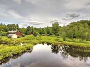 1840 Colonial Farm on 140 acres with circa 1900 farmhouse