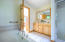 Main Level Primary Ensuite Bath with Jet Tub, Dual Vanity, Separate Shower