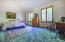 Walkout Lower Level Bedroom with Walk In Closet (Bedroom #3)