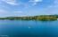 Aerial View of Beautiful Onota Lake