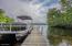 Exterior of 2019 Harris Tri-toon Pontoon Boat