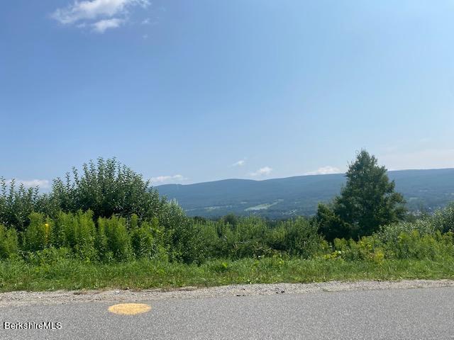 The base of Mt. Greylock