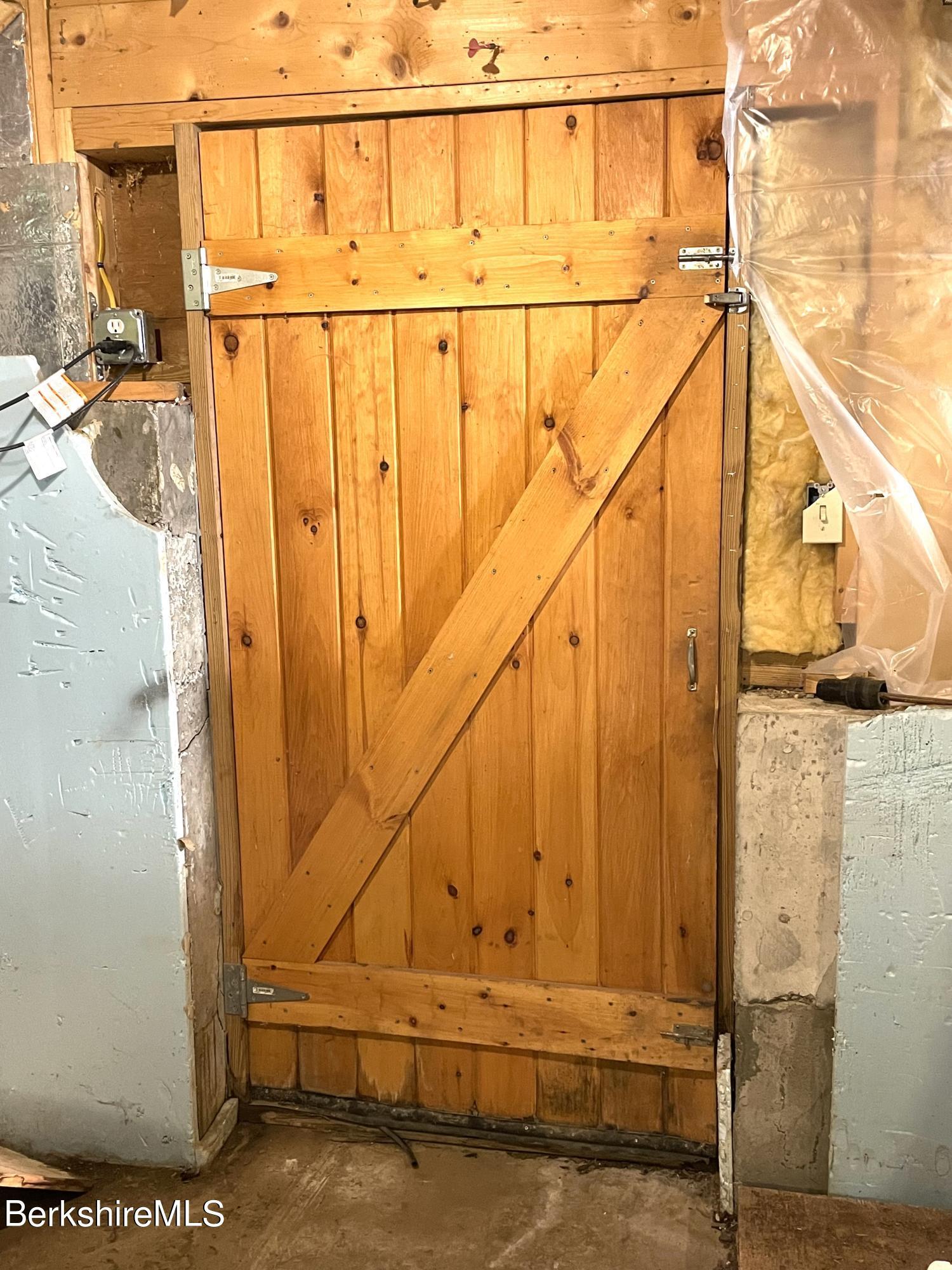 door to hatchway