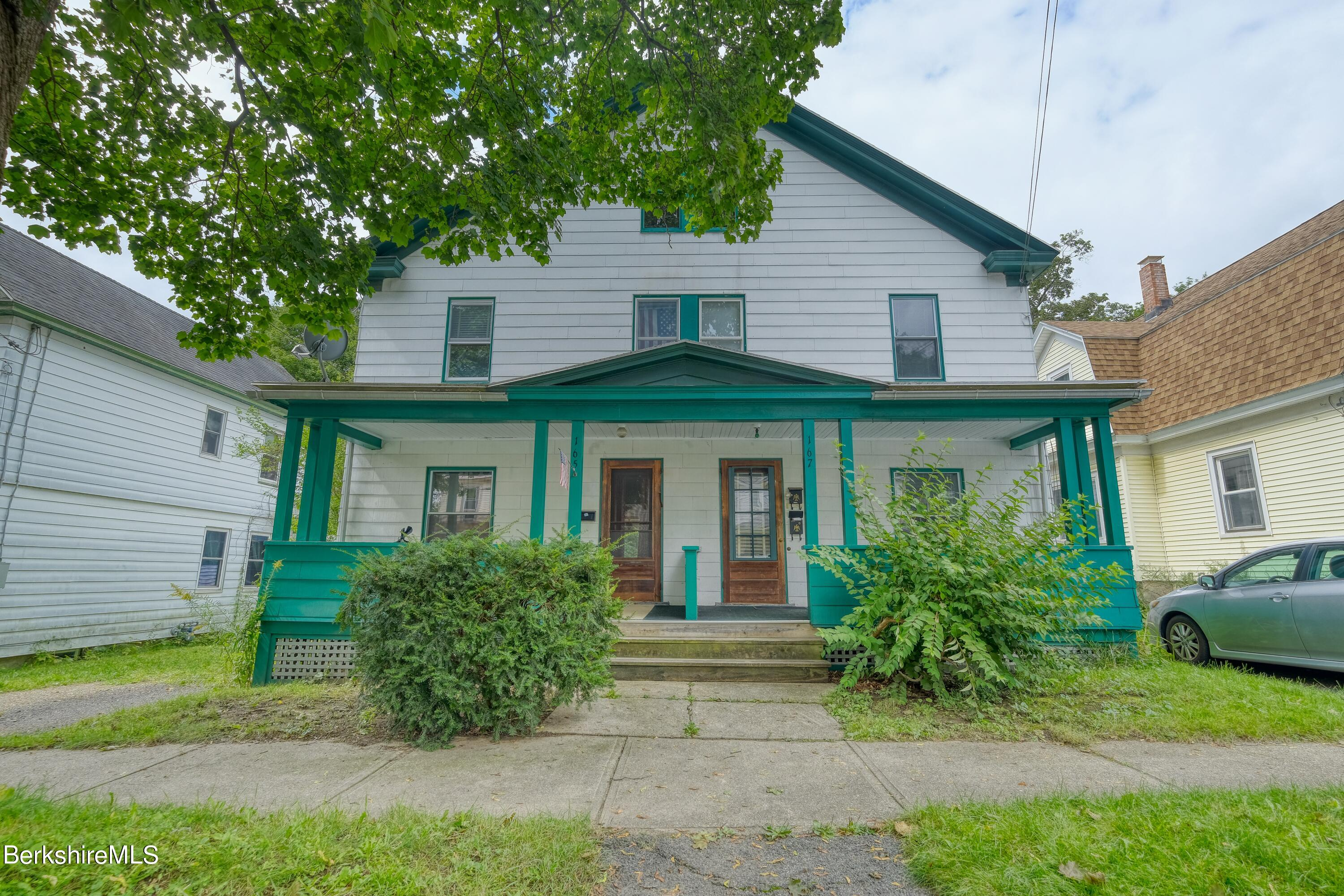 165-167 Brown St  Pittsfield MA 01201
