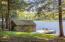 Seasonal Boathouse with Dock #2