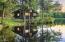 Main House Reflection at Twilight