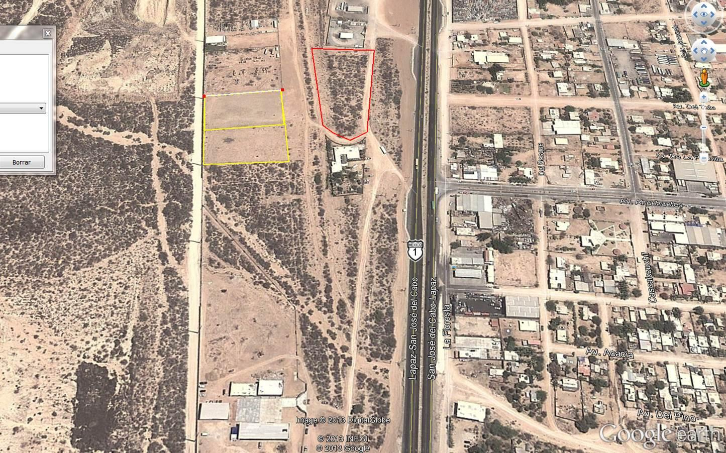 San Jose del Cabo, ,Land,For Sale,Blvd atras de la corona,13-1458